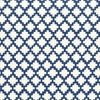 Tissu Steps bleu 20 x 110 cm