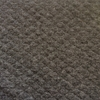 Jersey matelassé gris chiné 20 x 150 cm