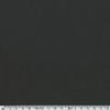 Jersey 100% coton noir 20 x 140 cm