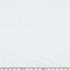 Crêpe de viscose texturé blanc 20 x 140 cm