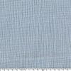 Tissu double gaze de coton coloris gris clair 20 x 135 cm