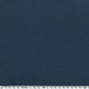 Tissu double gaze de coton unie coloris bleu nuit 20 x 135 cm