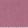 Tissu double gaze de coton unie coloris guimauve 20 x 135 cm