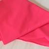 Lycra mat coloris corail 20 x 140 cm