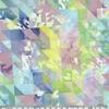 Tissu déperlant Softshell motif grapique 20 x 140 cm