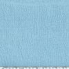 Coton gaufré bleu 20 x 135 cm