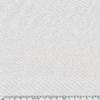 Crêpe de viscose texturé blanc cassé 20 x 140 cm