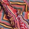 Crêpe lisse Pompéi 20 x 140 cm