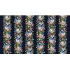 Tissu Wildwood Garden Party Vines Navy 20 x 110 cm