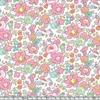 Liberty Betsy rose et céladon coloris B 20 x 137 cm