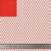 """Tissu Filet Mesh pour """"sac à vrac"""" coloris rouge 20 x 137 cm"""