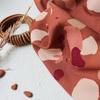 Viscose Granito Chestnut 20 x 140 cm