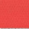 Tissu plumetis coloris pamplemousse 20 x 140 cm