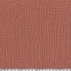 Triple gaze de coton coloris marsala 20 x 130 cm