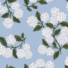 Tissu Rifle Paper Meadow Hydrangea Light Blue 20 x 110 cm