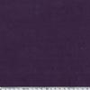 Velours milleraies stretch coloris aubergine 20 x 140 cm
