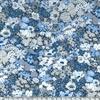 Liberty Thorpe bleu coloris E 20 x 137 cm
