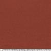 Viscose plumetis coloris rouille 20 x 140 cm