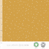 Jersey Spots Gold 20 x 160 cm