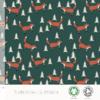 Jersey Fox coloris Evergreen 20 x 160 cm