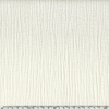 Tissu double gaze de coton coloris vanille 20 x 135 cm