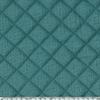 Double gaze matelassée coloris eucalyptus 20 x 130 cm