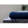 Jersey bio interlock diagonale coloris Caviar 20 x 150 cm