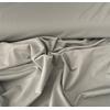 Lycra mat coloris gris perle 20 x 140 cm