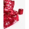 Viscose Joséphine coloris rouge Bisou 20 x 140 cm