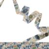Biais Liberty Poppy Forest lichen coloris B 50 cm