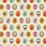 Tissu Camée par Mini labo, 50x140 cm
