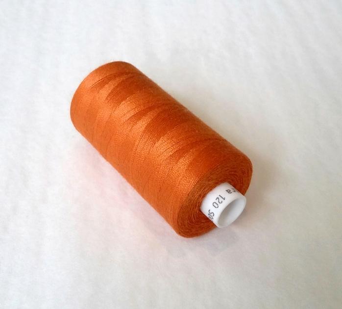 bobine de fil coudre pamplemousse 1000m premi re etoile fil coudre motif personnel. Black Bedroom Furniture Sets. Home Design Ideas