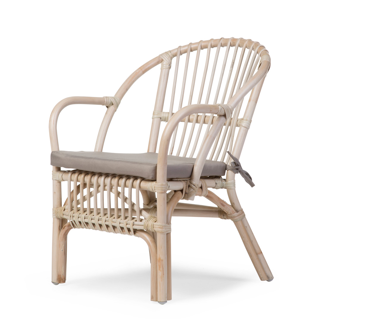 MONTANA KID CHAISE NATURAL + COUSSIN