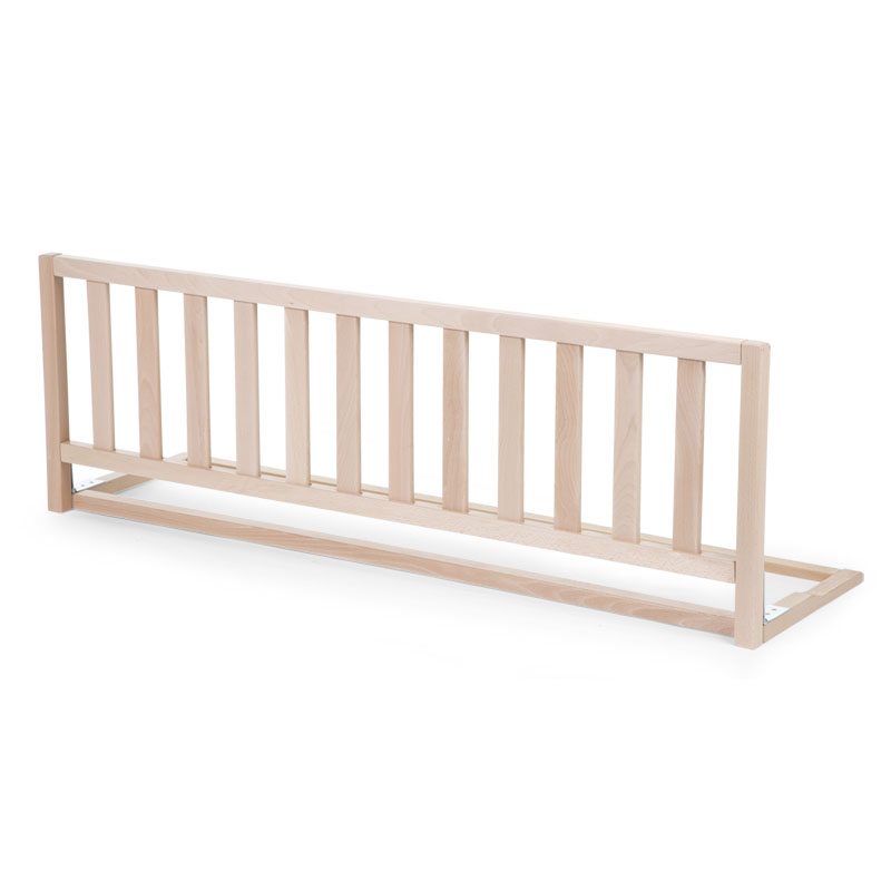 BARRIERE DE LIT 120cm HÊTRE NATUREL