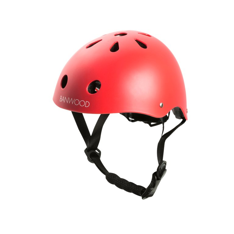 BW-HELMET-RED
