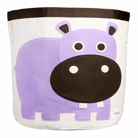 Sac à jouets Hippopotame