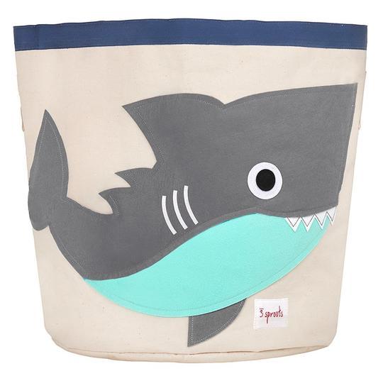 Sac à jouets Requin