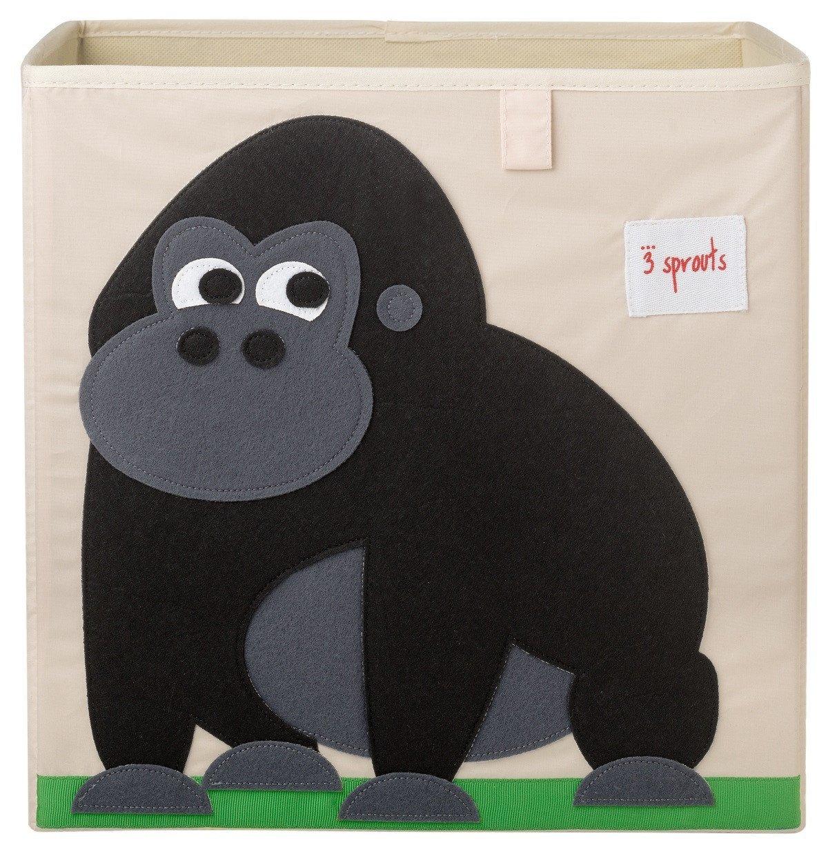 Boîte de rangement jouets Gorille
