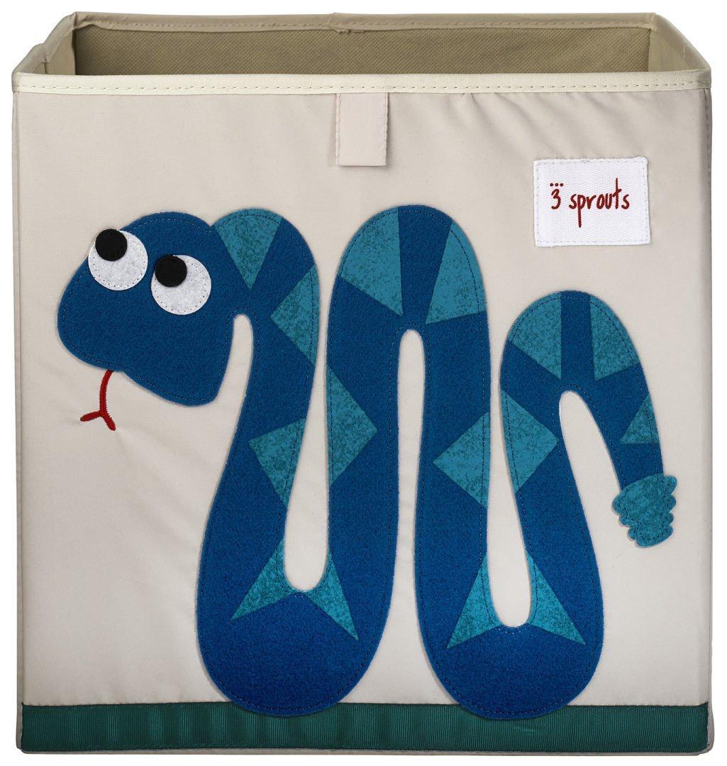 Boîte de rangement jouets Serpent