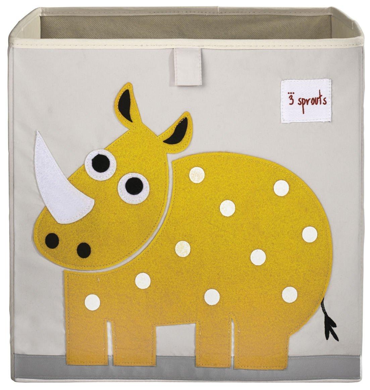 Boîte de rangement jouets Rhinocéros