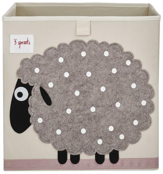 Boîte de rangement jouets Mouton