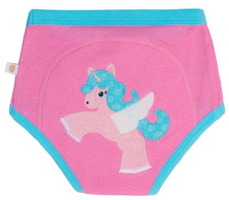 Culotte individuelle Allie la licorne