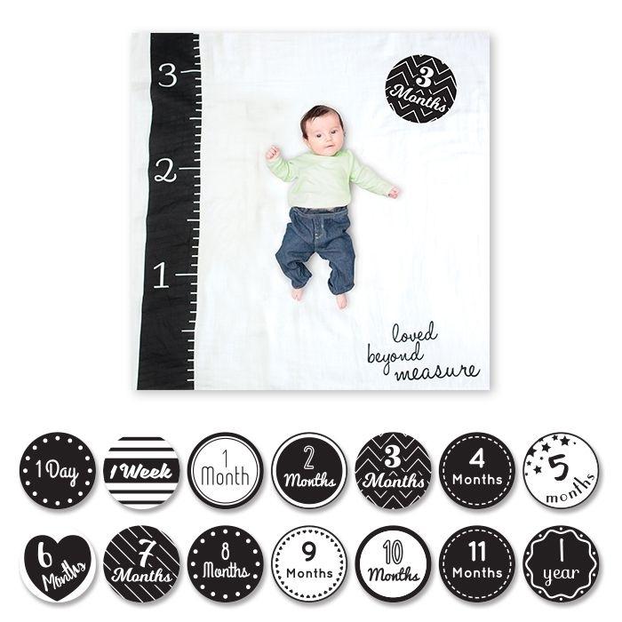 Lange en coton & cartes loved beyond measure