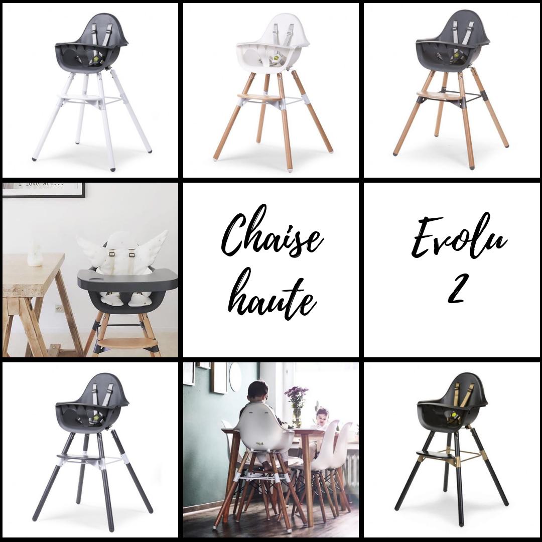 Chaise haute Lambda-4