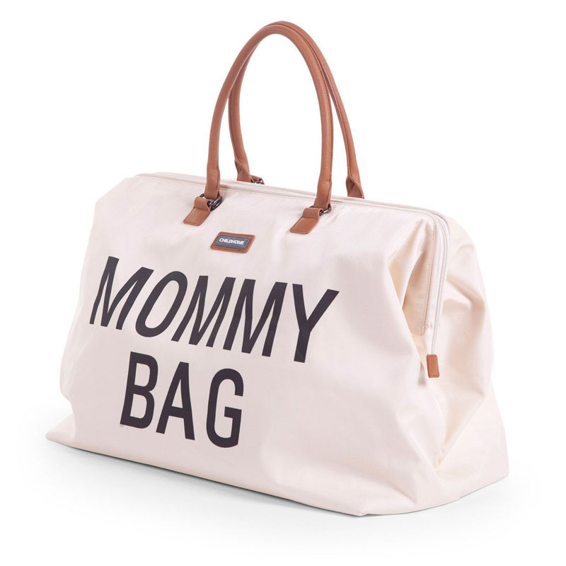 MOMMY BAG LARGE BEIGE