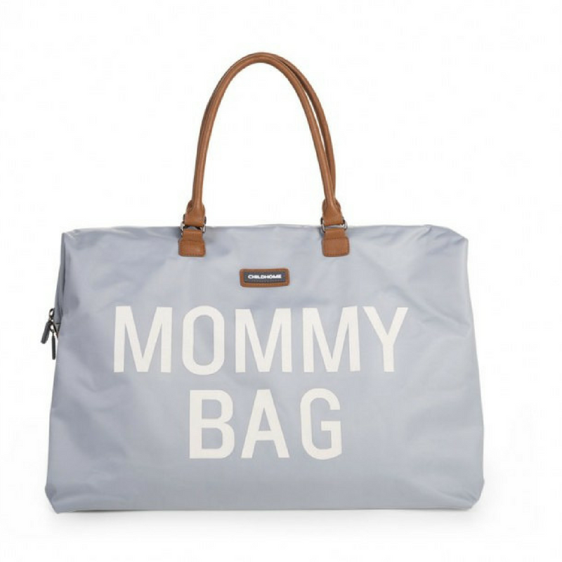 MOMMY BAG LARGE GRIS