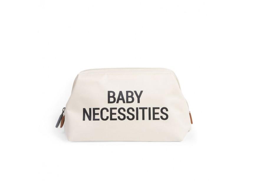Pochette BABY NECESSITIES beige