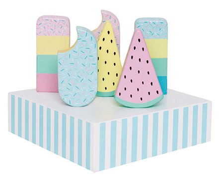 Boîte crèmes glacées