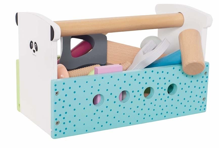 Boîte à outil multi-color