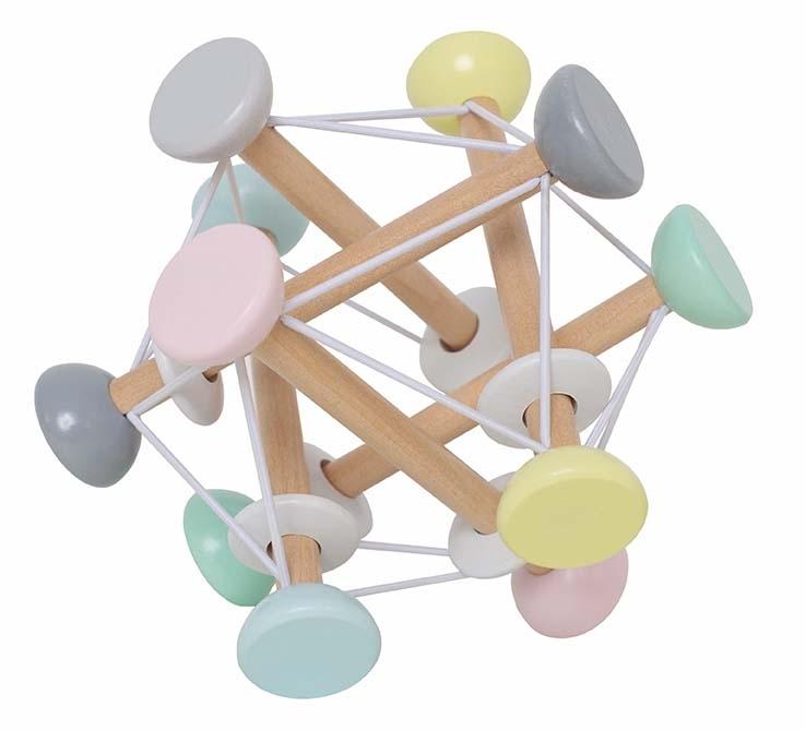 Sphère magique bois